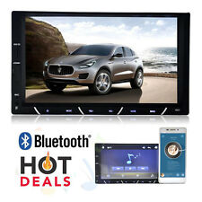 """7"""" inch 2Din Car Stereo Mp5 Mp3 Player Touch Screen Fm Radio Usb Sd Bluetooth"""