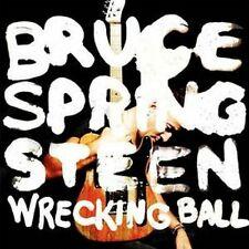 Bruce Springsteen  ### Wrecking Ball ###  Digipack CD