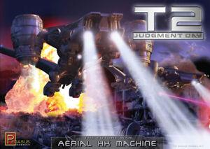 Pegasus 9016 Terminator Judgment Day Aerial Hunter Killer 1/32 Scale Model Kit