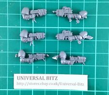 Warhammer 40K Space Wolves Marines Upgrade Plasma Pistols x 6 Bits L2 C