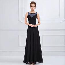Tall Sleeveless Formal Maxi Dresses for Women