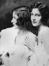 New York City Photo Flapper Fairbanks Twins Ziegfeld Follies 1920s Vintage 8x10