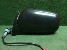 1991 - 1995 Plymouth Voyager LH driver side power door mirror Used OEM. Black