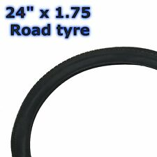 """1x 24"""" x 1.75 (47-507) Road Racing Smooth Tyre"""
