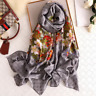 Woman Silk Scarf For 2020 Hot New Designer Luxury Brand Long Scarves Large Shawl