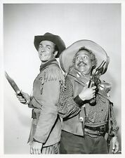 THE ADVENTURES OF JIM BOWIE PORTRAIT BOWIE KNIFE ORIGINAL 1958 ABC TV PHOTO