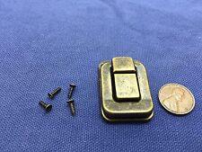 1 Piece vintage style small box hardware lock latch box latches box catches B13