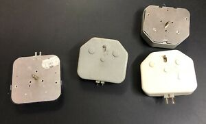 4 X Electrical Powered Clcok Movements - Assume 24V