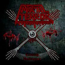 MORTAL TERROR - CD - Creating Destruction