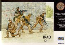 Master Box 1/35 Irak Kit-US Marines # 3575