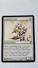 1x SUNDERING TITAN - Rare - Dark Steel - MTG - NM - Magic the Gathering