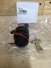 Yamaha Golf Cart Ignition Key Switch & Keys Gas Or Electric G11 G16 G21 96-04