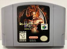 Killer Instinct Gold Nintendo 64 Authentic NTSC Cartridge Only N64 By Nintendo