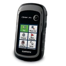 Garmin eTrex 30x Handheld GPS (Supplied with Aust Tax Invoice)