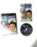 Dora the Explorer: Journey to the Purple Planet PS2 Sony PlayStation 2 Complete