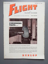 R&L: Flight & Aircraft Engineer January 11 1945, Helicopters/RAF Mosquito School
