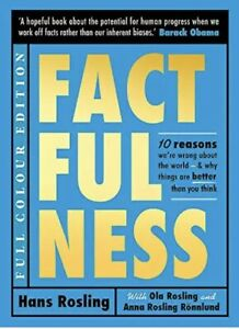 Factfulness (Illustrated) New Hardcover Book