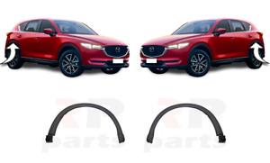Für Mazda CX-5 2017 - 2020 Neu Hinten FENDER Blenden Arc Paar Set L&R