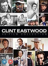 Clint Eastwood 40 Film Collection [DVD] [2017], DVD | 5051892209045 | New