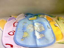 5 er Set Babylatz Baby Lätzchen Latz