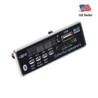 Bluetooth MP3 Decoder Board Module with Remote Control USB FM Aux Radio