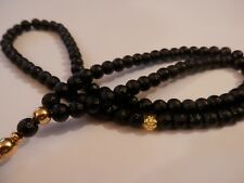 Islamic Prayer Beads  Mishaba Tasbeeh  Subha  Tasbih Muslim worry Beads   GLS