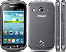 SAMSUNG Galaxy Xcover 2 GT-S7710 4 GB Grigio Titanio IP67 Sbloccato difettoso per parti