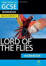 Lord of the Flies: York Notes for GCSE (9-1) Workbook, Constant, Ms Clare, New c