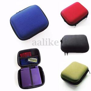 Hard Case Carry Cover Bag Pouch For Nintendo Gameboy Advance SP GBA SP  ~