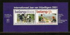 NEDERLAND 2001 / NVPH 1968 / JAAR VOOR VRIJWILLIGERS / POSTFRIS MNH***