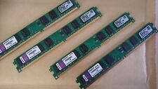 2 Go (4x2GB) PC2-6400 DDR2-800 Kingston PC Mémoire RAM KVR800D2N6/2G