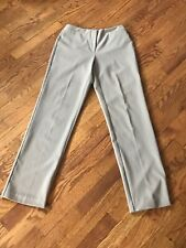 Women's The Limited Stretch Taupe Pants Size 2 Long