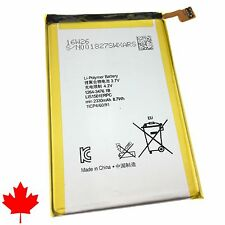 NEW Sony Xperia ZL / Xperia X Replacement Battery C6503 C6502 C6506 2330mAh
