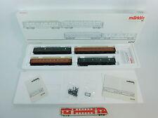AW531-3# Märklin H0/AC 42757 Set Schnellzugwagen goldenen Zwanziger NEM KK, OVP