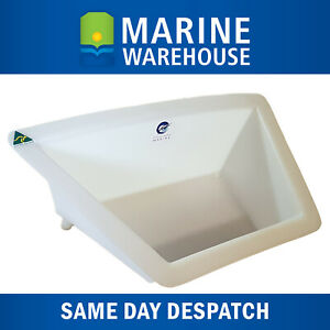 Anchor Well Storage Compartment - Small - With Drain and UV Resist - 8286