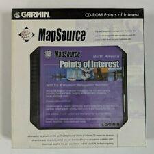 Garmin - MapSource-Points of Interest (North America)
