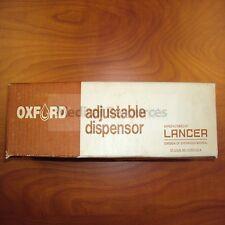 Oxford 8885-520703 Adjustable Dispenser