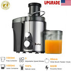 Electric Citrus Juicer Fruit Vegetable Centrifugal Juice Extractor 3 Speed 75MM photo