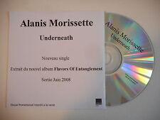 ALANIS MORISSETTE : UNDERNEATH [ CD ACETATE PORT GRATUIT ]