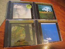 (4) 24K Gold CD's MFSL John Lennon Imagine, Plastic Ono, Mind Games Live Sealed
