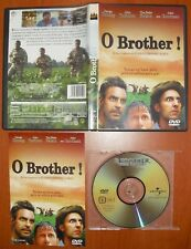 O Brother, Where Art Thou? [DVD] George Clooney, John Tuturro, Tim Blake Nelson