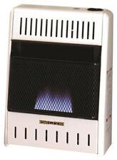 ProCom 10,000 BTU Dual Fuel Propane/ Natural Gas Blue Flame Heater
