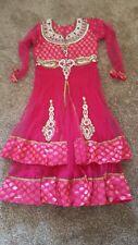 Indian Pakistani Bollywood Partywear Dress Salwar Kameez Size 36