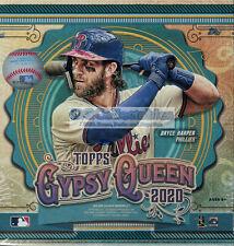 2020 TOPPS GYPSY QUEEN MLB BASEBALL FACTORY SEALED 12-PACK MEGA BOX BRAND NEW!!!