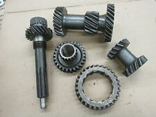 1964 -65 TRANSMISSION GEAR SET CHEVY TRUCK OVERDRIVE C10 3 SPEED