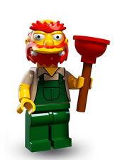 LEGO 71009 The Simpsons - Hausmeister Willie - Figur Minifig Minifigures