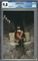 Vampirella #12 CGC 9.8 Marissa Ramirez 1:25 PHOTO Cosplay VIRGIN Variant