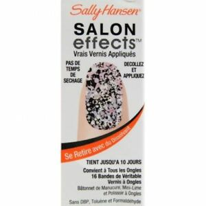 (3) Sally Hansen Salon Effects