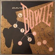 """DAVID BOWIE - Let's Dance / Cat People - 12"""" Single (Vinyl LP) EMI 7805"""