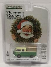 GREENLIGHT 1:64 *NORMAN ROCKWELL 1978 VOLKSWAGEN DOUBLE CAB PICKUP W/CANOPY